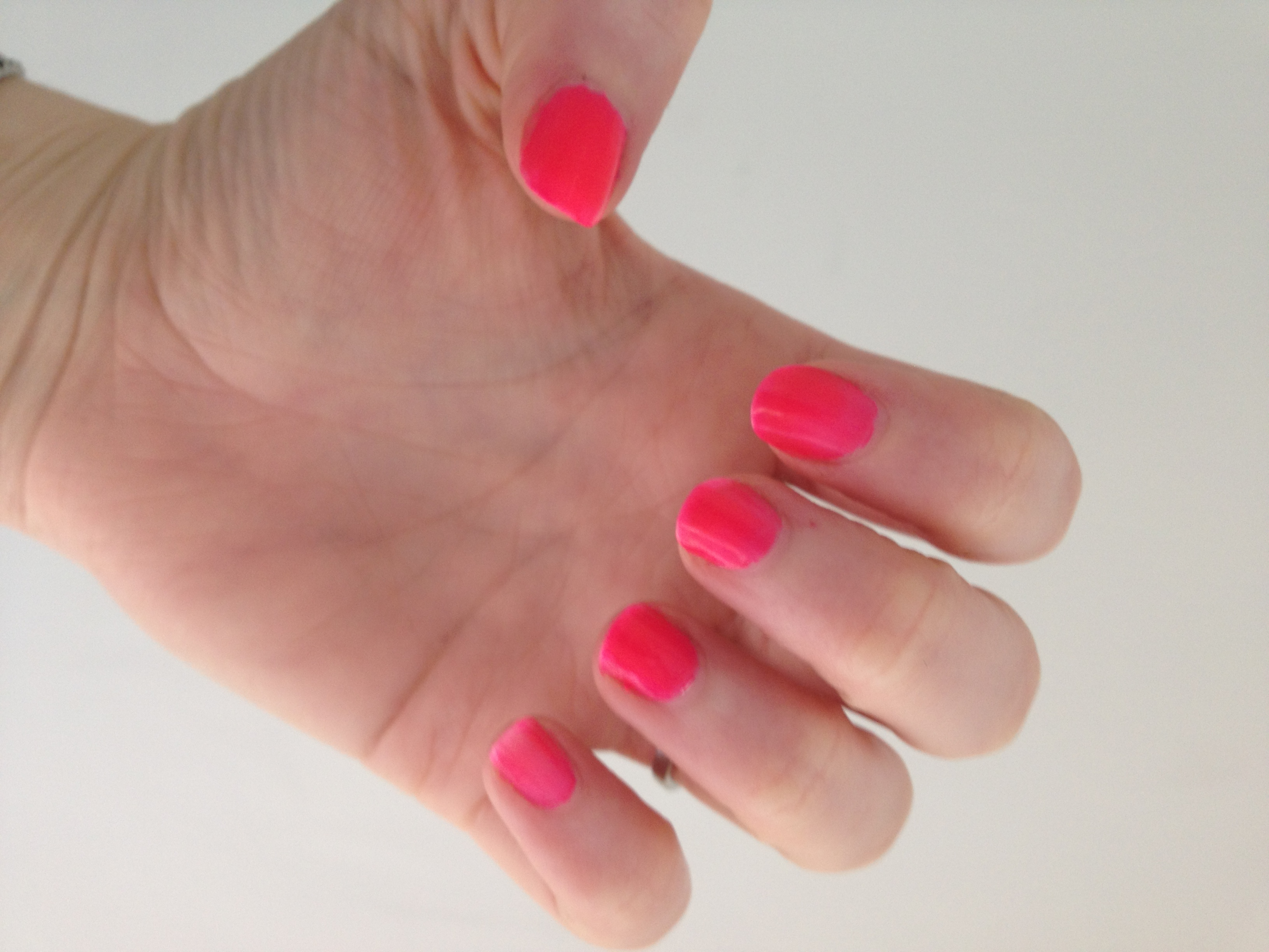 Primark Neon Nail Varnish Collection – Review   According To Gem