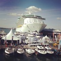 Weekend Wanderings: Saturday at Southampton Boat Show and Sperry Reveal