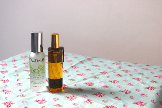 Caudalie Bottles Beauty Elixir Divine Oil