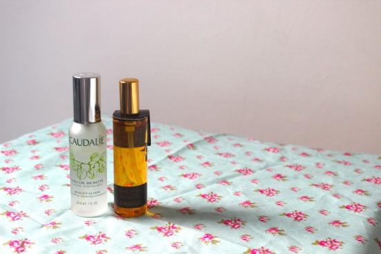 Caudalie Bottles Beauty Elixir Divine Oil