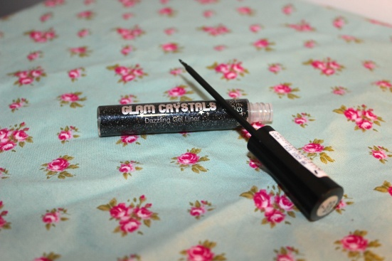 Collection 2000 Glam Crystals Black Rock Chick Review