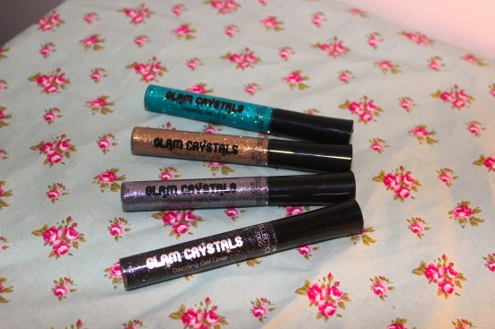 Collection 2000 Glam Crystals Gel Eye Liner Budget Cheap Makeup Review