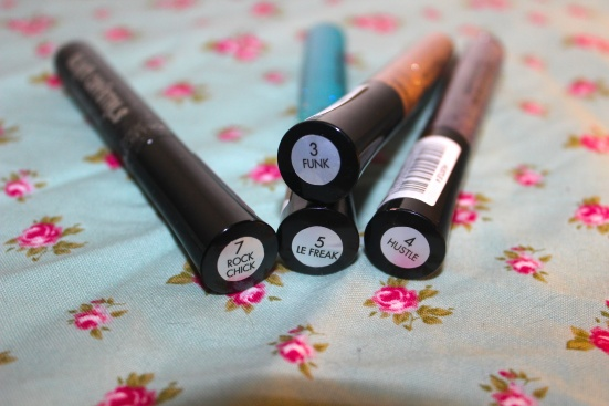 Collection 2000 Glam Crystals Gel Eye Liner Names Review