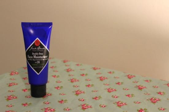 Jack Black Mens Skincare Save Face Duo Shave Shaving Review Double Duty Moisturiser