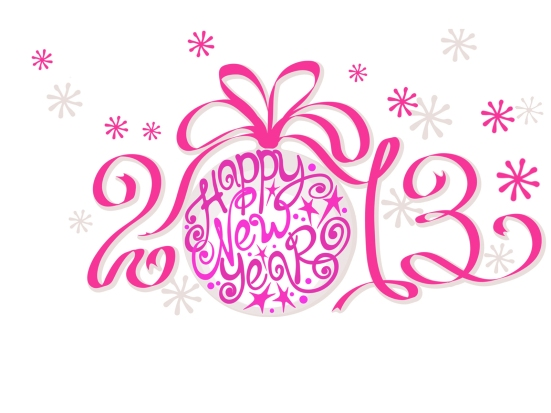 Happy New Year 2013 Blogging Resolutions