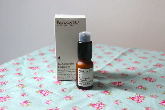 Perricone MD No Concealer Concealer review