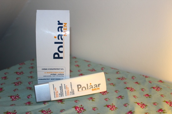Polaar Men Hydraprotect Moisturiser UV Plus Niven Joshua Ski Skincare