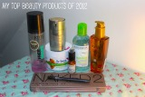 My Top Beauty Products of 2012
