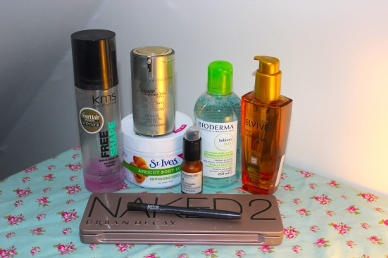 Top Favourite Beauty Products Of 2012