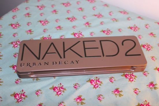 Urban Decay Naked 2 Palette Favourite Top Products of 2012