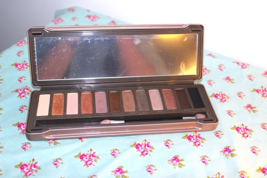 Urban Decay Naked 2 Palette Favourite Top Products of 2012 Open