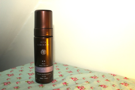 Vita Liberata Medium Tinted Self Tan Mousse Fake Worst Beauty Products 2012