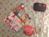 Topshop Sale Haul – Steam Cream, Meadham Kirchhoff Nail Rocks & a rather nuttynecklace