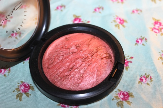 MAC Mineralize Skinfinish MSF Stereo Rose Open