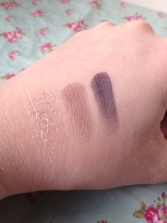 Laura Mercier Haul Eye Shadow Liner Make Up Beauty Swatches