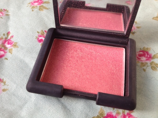 Dupe Nars Orgasm Vs Sleek Rose Gold Blush Comparison Swatch