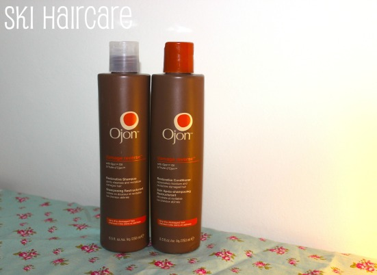 Ski Haircare Ojon Damage Reverse