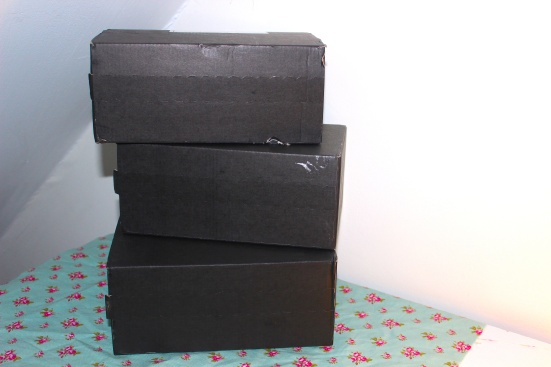 Space NK Haul Sale Boxes Shopping