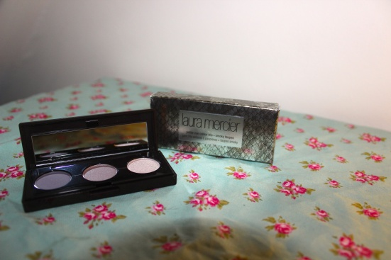 Space NK Haul Laura Mercier Smoky Taupes Eye Shadow Palette Trio Sale