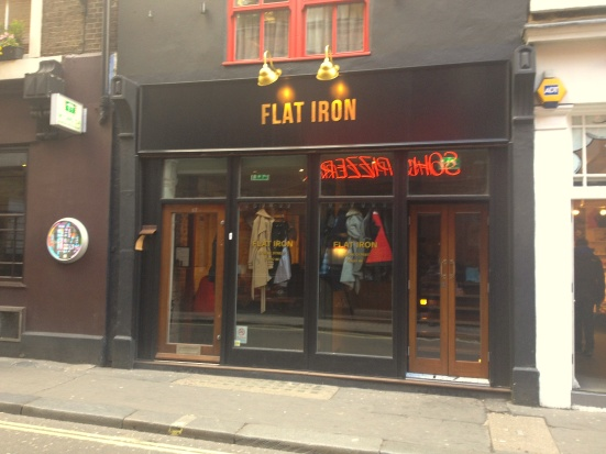 Flat Iron Restaurant