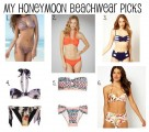 My Honeymoon Beachwear Picks