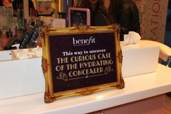 Benefit Fake Up Curious Case Hydrating Concealer