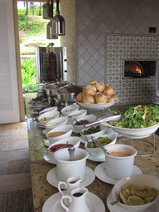 Grill Buffet The BodyHoliday St Lucia review