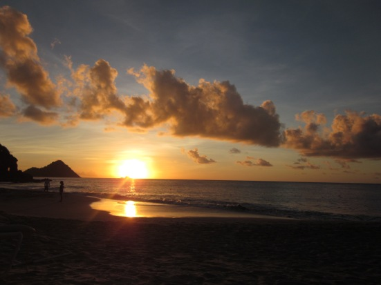 Sunset St Lucia The BodyHoliday review