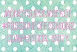 MoneySupermarket #PassionForFashion2 Competition Entry