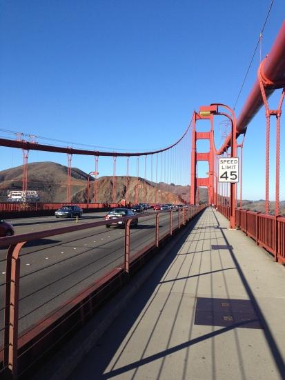 San Francisco Golden Gate Bridge USA travel tourist