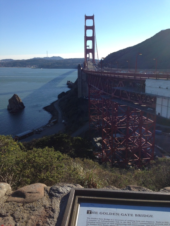 San Francisco Golden Gate Bridge USA travel tourist